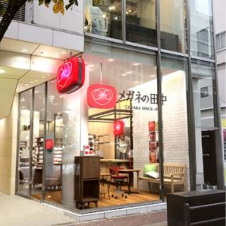 福岡市内 初出店 「メガネの田中 天神西通り店」 2019年6月1日オープン